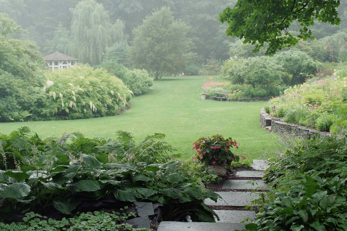 A Garden in Bearsville NY