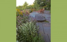 Ashokan Garden Landscape in the Hudson Valley