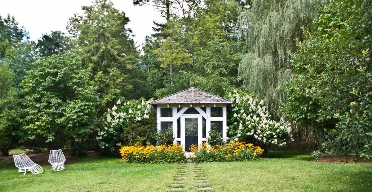 Gazebo and Garden Design in Bearsville NY