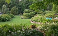 A Garden in Bearsville NY in Mid-Summer